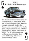 Classic American Rides Playing Cards - EducationalLearningGames.com