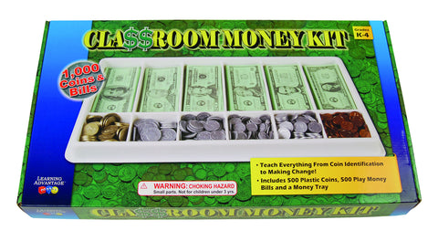 Classroom Money Kit - EducationalLearningGames.com