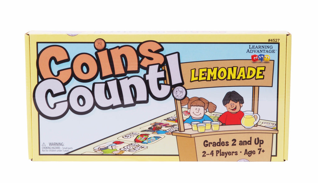 Coins Count! Game