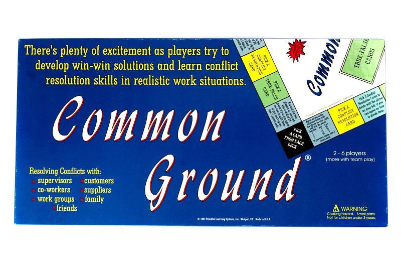 Common Ground Game - EducationalLearningGames.com
