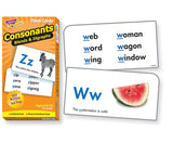 Consonants Blends and Digraphs Skill Drill Flash Cards - EducationalLearningGames.com