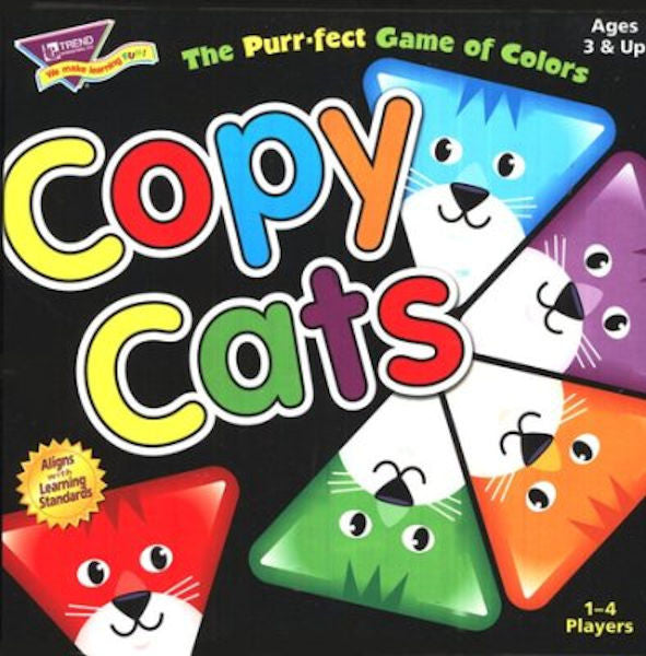 Copy Cats Game