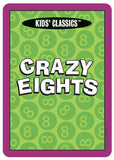 Crazy Eights Kids' Classics Card Game - EducationalLearningGames.com