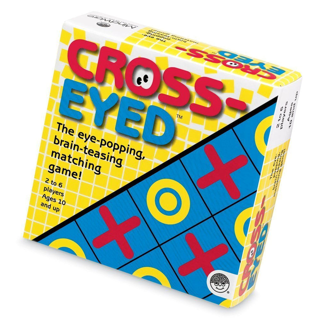 Cross-Eyed Game