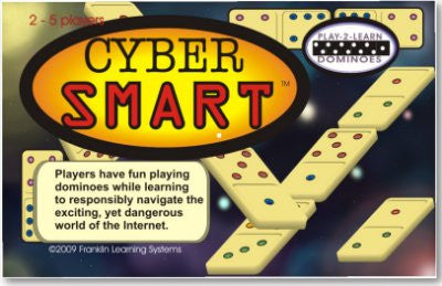 Cyber Smart Dominoes Game - EducationalLearningGames.com