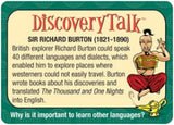 DiscoveryTalk Conversation Cards Discovery Talk - EducationalLearningGames.com