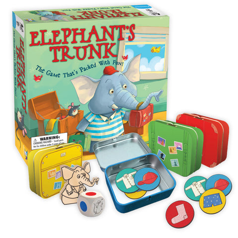 Elephant's Trunk Game - EducationalLearningGames.com