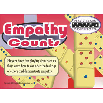 Empathy Counts Dominoes Game - EducationalLearningGames.com