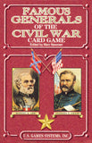Famous Generals of the Civil War Playing Cards EducationalLearningGames.com