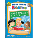 First Grade Basics Deluxe Edition Workbook