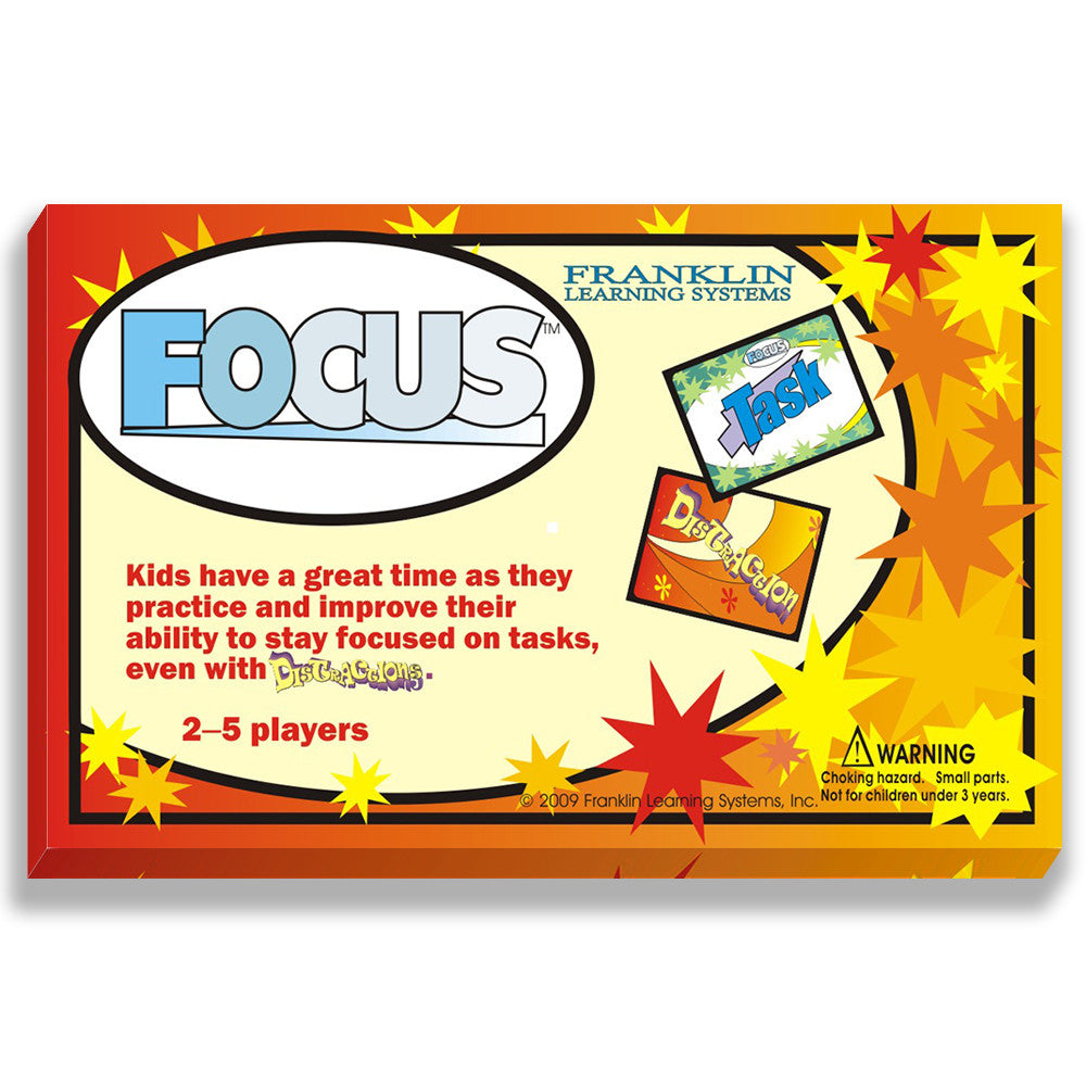 Focus Game - EducationalLearningGames.com