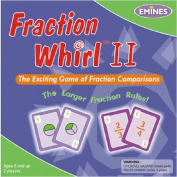 Fraction Whirl II Game
