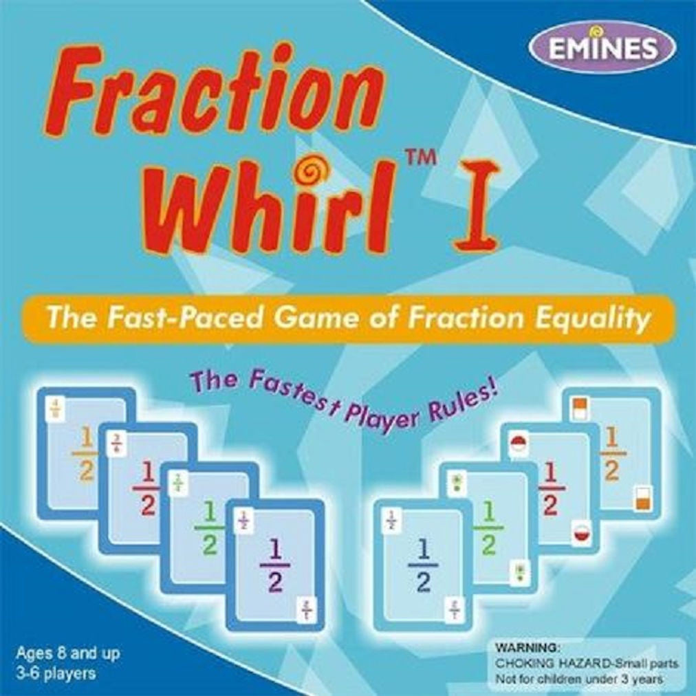 Fraction Whirl 1 Game