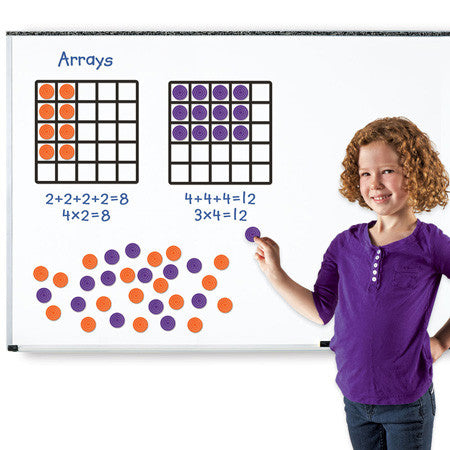 Giant Magnetic Array Set Game - EducationalLearningGames.com