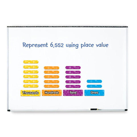 Giant Magnetic Place Value Set - EducationalLearningGames.com