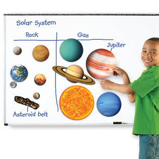 Giant Magnetic Solar System - EducationalLearningGames.com