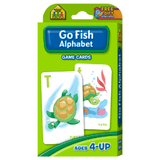 Go Fish Alphabet Game Cards - EducationalLearningGames.com