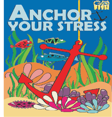 Go Fish Anchor Your Stress Game - EducationalLearningGames.com