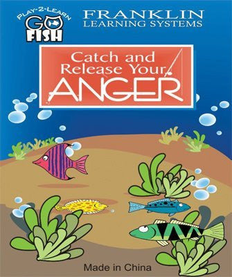 Go Fish Catch and Release your Anger Game - EducationalLearningGames.com