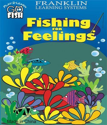 Go Fish Fishing for Feelings Card Game - EducationalLearningGames.com