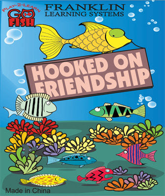 Go Fish Hooked on Friendship Card Game - EducationalLearningGames.com