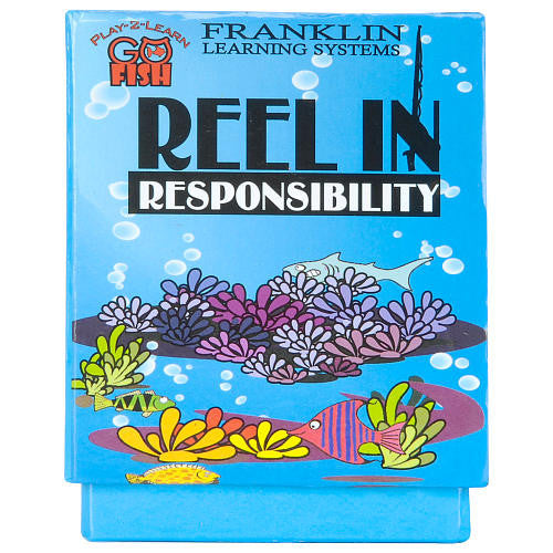Go Fish Reel in Responsibility Game - EducationalLearningGames.com