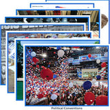 Hands-On Heritage™ Photo Activity Cards, Elections in the U.S.A.