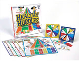 Healthy Hurdles Nutrition & Fitness Game - EducationalLearningGames.com