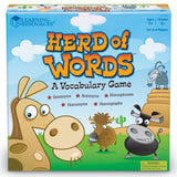 Herd of Words Game A Vocabulary Game