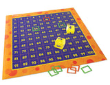 Hip Hoppin Hundred Activity Mat Floor Game Ages 5+