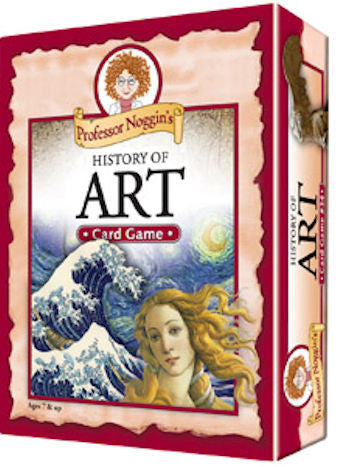 History of Art Professor Noggin's - EducationalLearningGames.com
