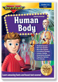 Human Body DVD Rock n Learn - EducationalLearningGames.com