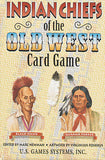 Indian Chiefs of the Old West Game and Playing Cards - EducationalLearningGames.com