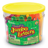 Jumbo Letters Magnetic Uppercase, Set of 40 Letters