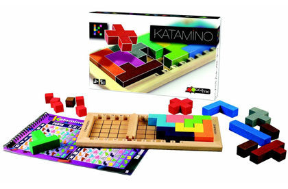 Katamino Game - EducationalLearningGames.com