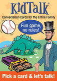 KidTalk Conversation Cards - EducationalLearningGames.com