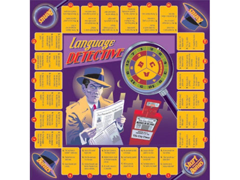 Language Detective Game - EducationalLearningGames.com