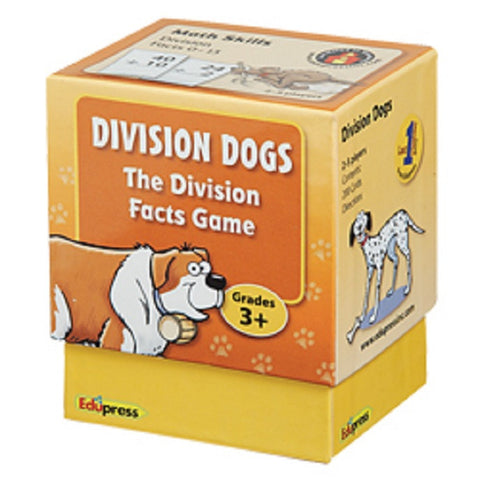 Division Dogs The Division Facts Game
