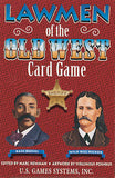 Lawmen of the Old West Playing Card Game - EducationalLearningGames.com