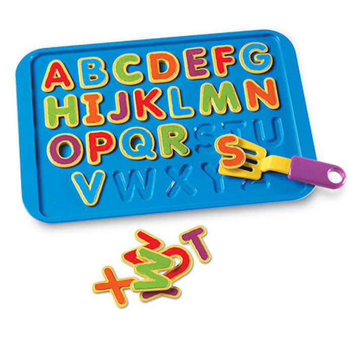 Learning Essentials ABC Cookie Puzzle - EducationalLearningGames.com