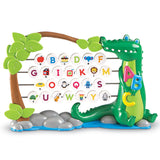 Learning Essentials AlphaGator Game - EducationalLearningGames.com