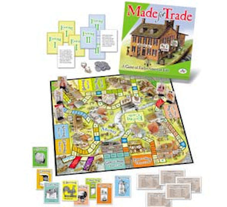 Made for Trade Game - EducationalLearningGames.com