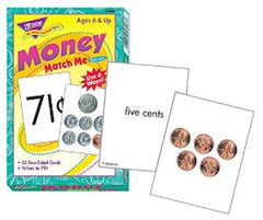 Money Match Me Cards Age 6+
