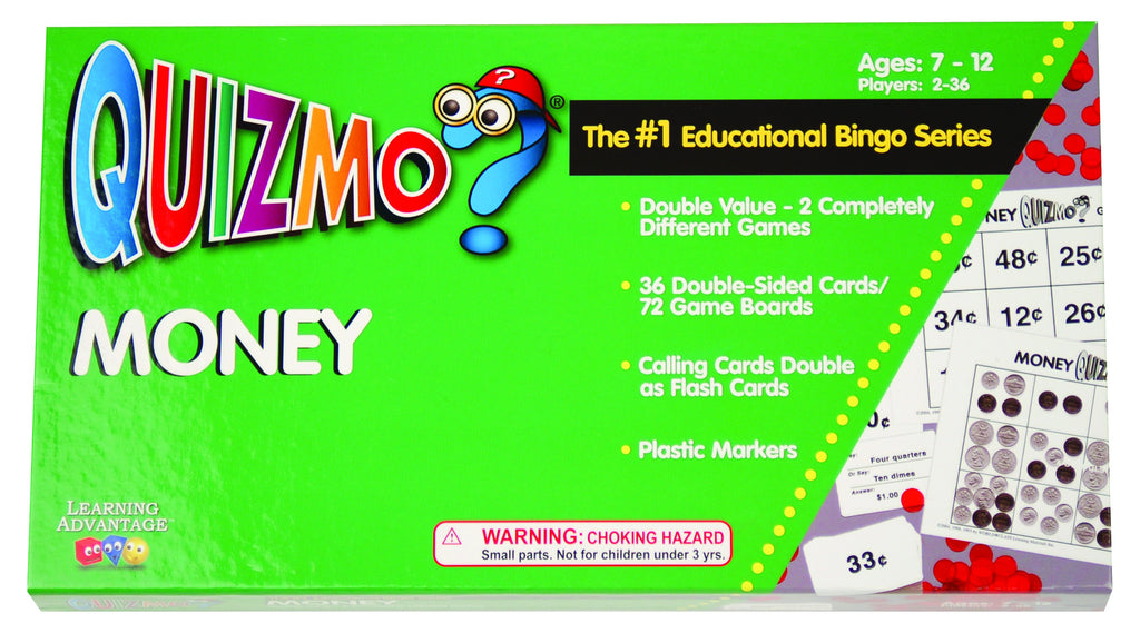 Money Quizmo Game