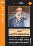 Mystery Rummy Case No. 4, Al Capone and The Chicago Underworld - EducationalLearningGames.com