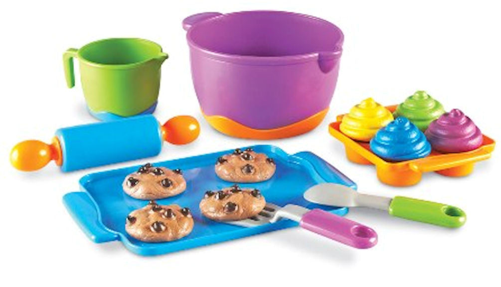 New Sprouts® Bake it! Play Food Set Ages 2+