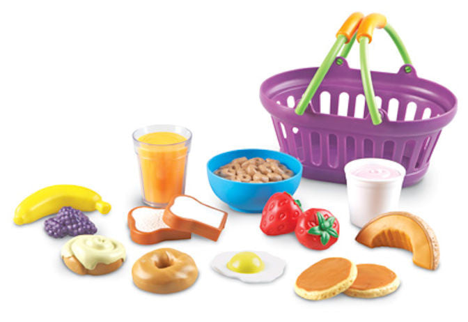 New Sprouts® Breakfast Basket Ages 2 +