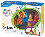 New Sprouts® Cookout! Play Food FUN! Ages 2+