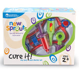 New Sprouts Cure it! My very own doctor set - EducationalLearningGames.com