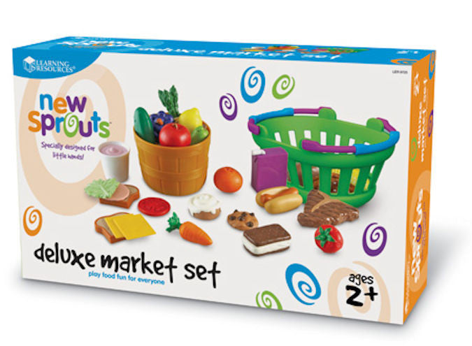 New Sprouts® Deluxe Market Set